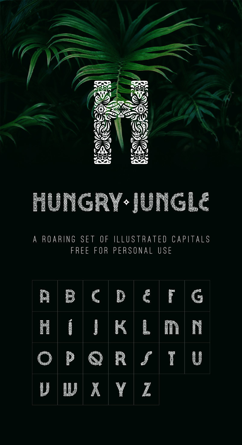 hungry-jungle-font-2