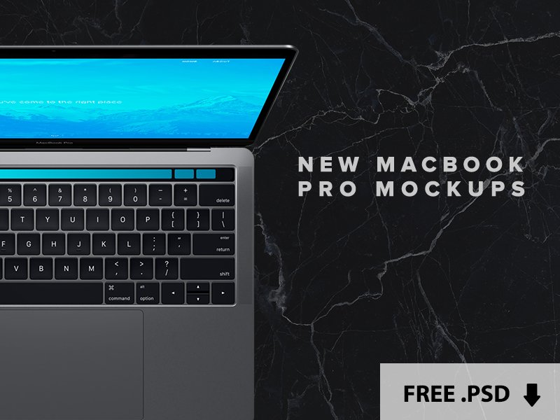 new-macbook-pro-15-touchbar-free-psd-mockups-2