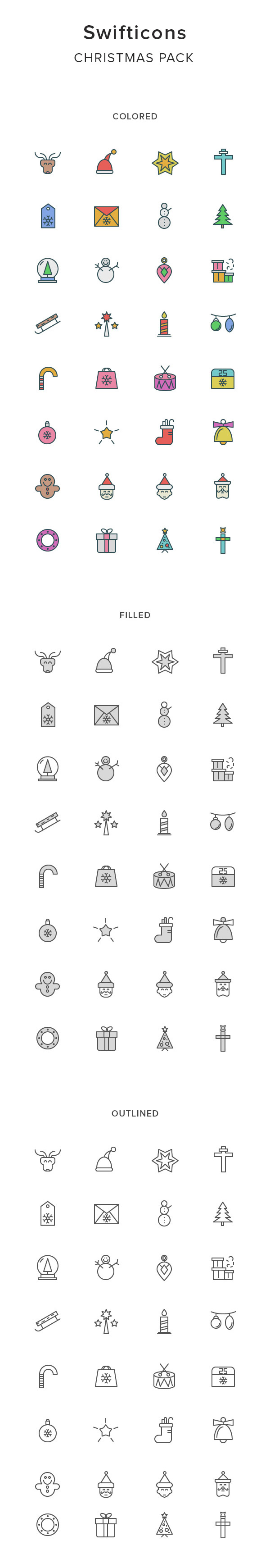 swifticons-32x3-christmas-icons
