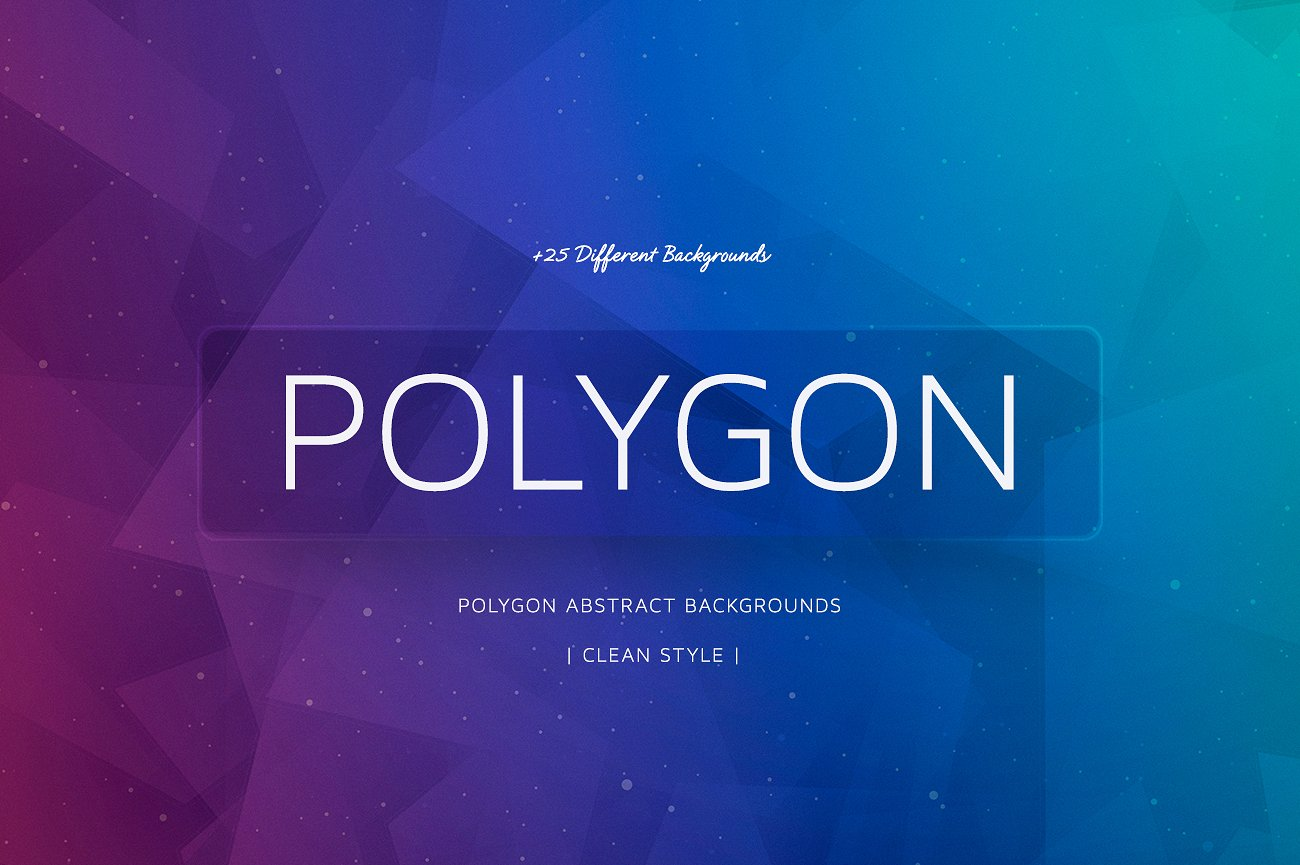 25-polygon-colorful-backgrounds-v2