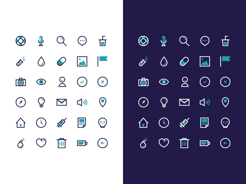 bigu-icon-set