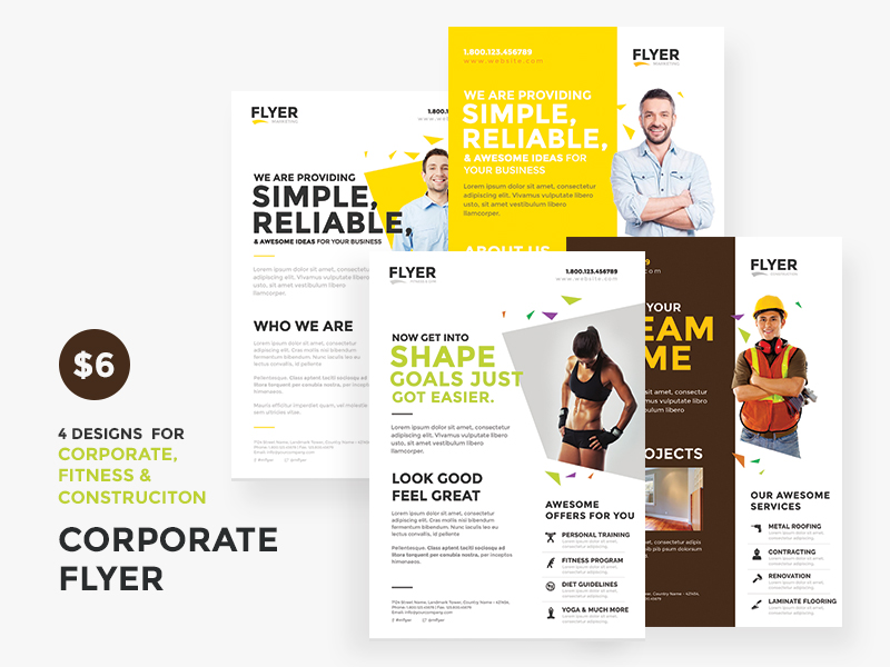corporate-flyer-multipurpose