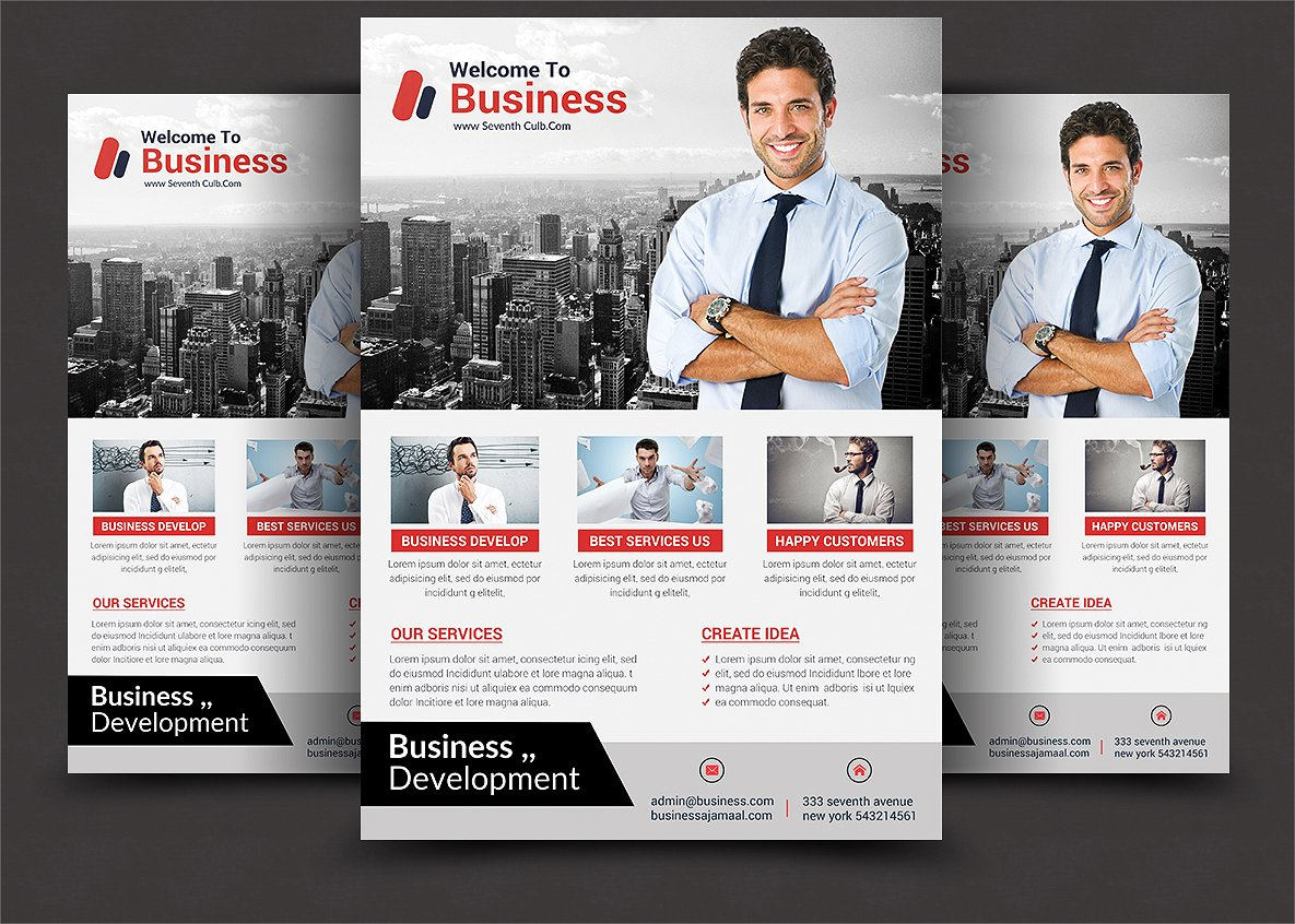 corporate-flyer-print-templates