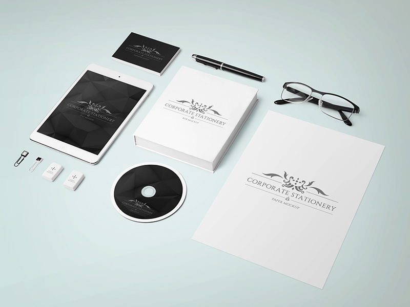 corporate-stationary-free-psd-mockup