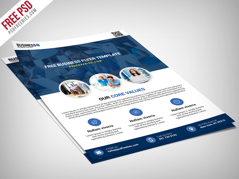 50 business corporate flyer psd templates with attractive layout multipurpose business flyer free psd accmission Gallery