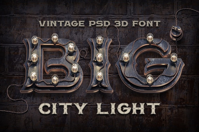 big-city-light-font-2