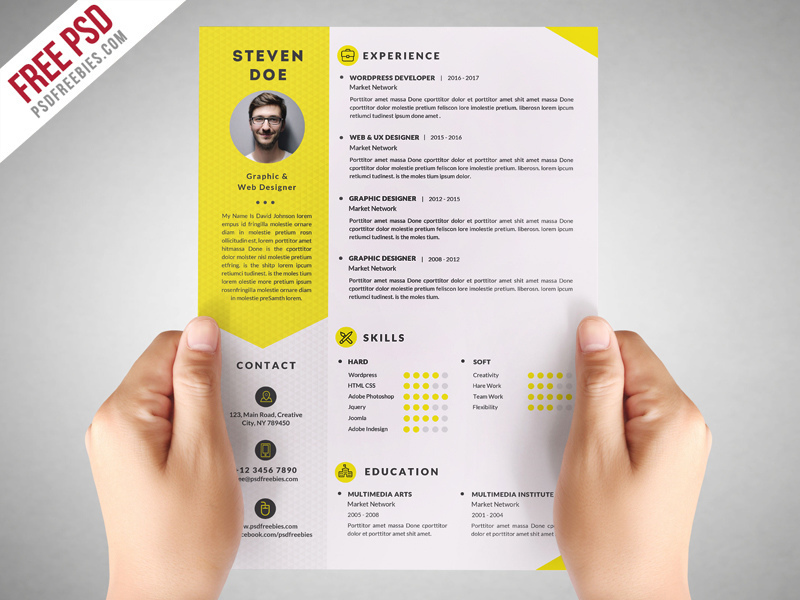 clean-resume-cv-template-free-psd-2