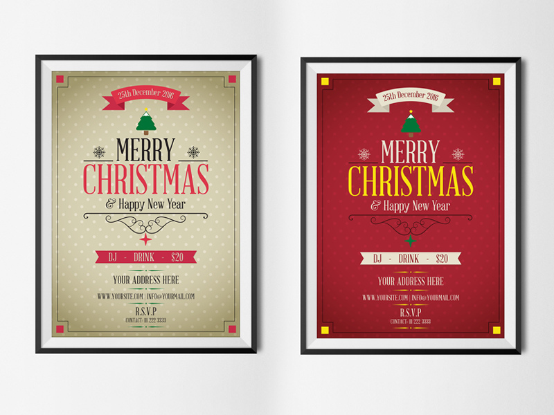 free-merry-christmas-happy-new-year-flyer-template-psd-2