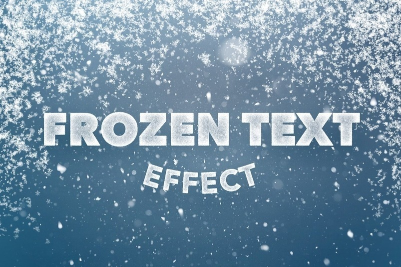 frozen-text-effect-for-photoshop-2