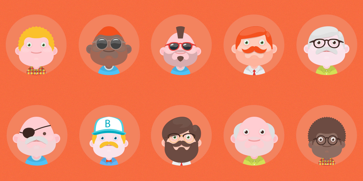 35+ Best Avatar Icon Packs for Easy Download - Designazure com