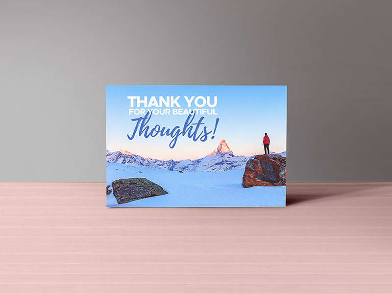 40 best greeting invitation card mockups for graphic designers thank you notes card mockup psd new price free stopboris Gallery