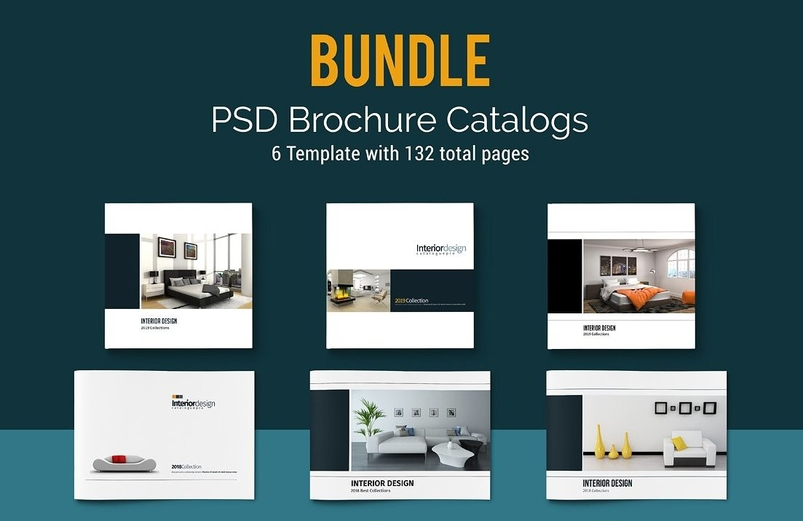 indesign existing pdf brochure modification