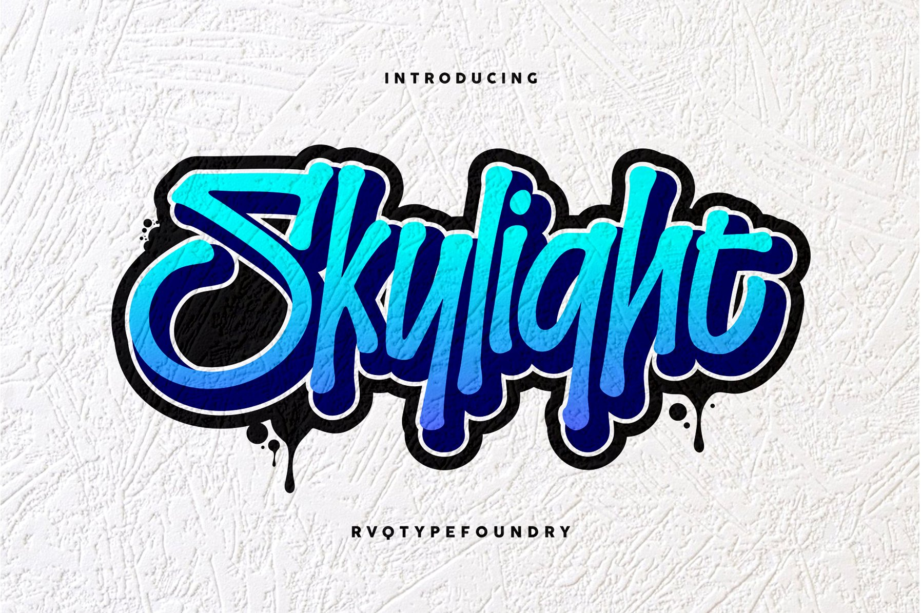 30+ Best Graffiti Fonts for Cool Vibe Typography Projects